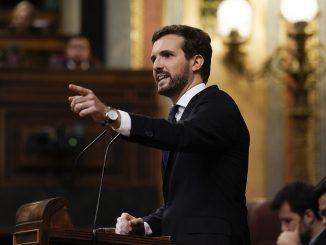 Pablo Casado renovación CGPJ