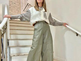 Pantalones de mujer de otoño