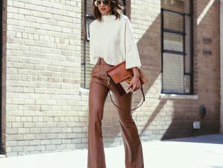 Pantalones de otoño de mujer las tendencias de 2021