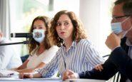 Reacción de Ayuso contra la medida de alejamiento de los padres por violencia de género