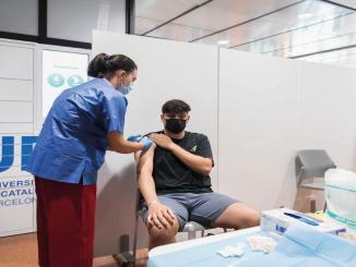 España Rechazo Vacuna