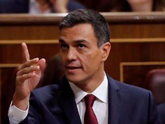 Sánchez convoca comisión contra delitos de odio