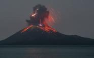 Krakatoa Volcán