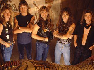 Iron Maiden vuelve con uno de los mejores discos de su carrera