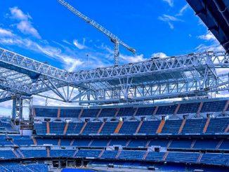 Vuelve el fútbol al Bernabéu