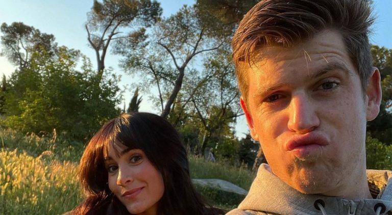Aitana y Miguel Bernardeu estrenan chalet en Madrid