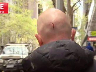 agresión protestas Melbourne