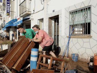 Las inundaciones ponen en alerta a España