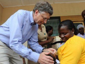 Bill Gates, sobre la pobreza extrema