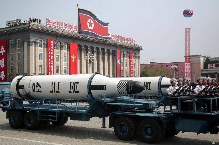 Nuevos misiles en Corea del Norte