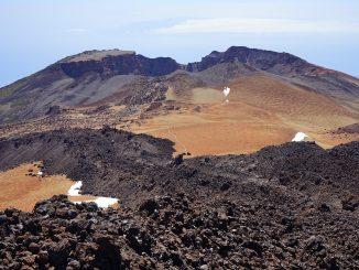 cuantos tipos de volcanes hay
