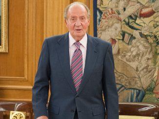 La fiscalía notificó al rey emérito de su investigación