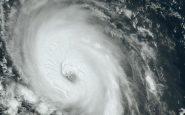 Imagen del huracán Larry