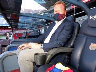 FC Barcelona Ronald Koeman