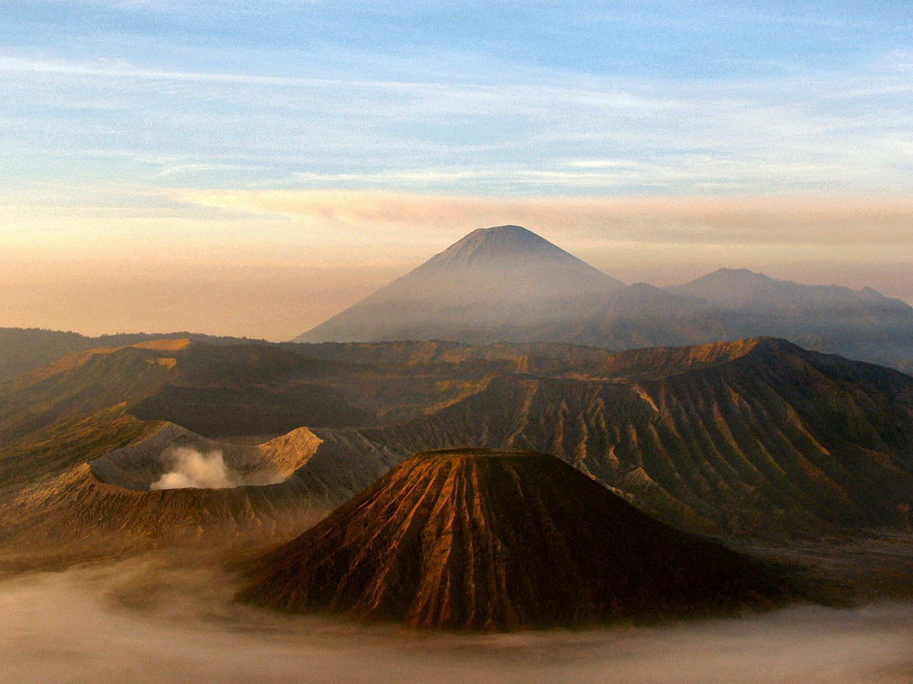 merapi indonesia