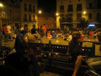 Ocio nocturno: Huelgas de hambre en Barcelona por su cierre