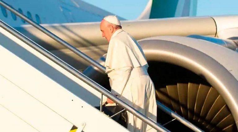 El Papa Francisco visita Hungría