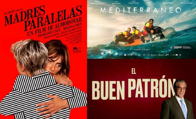 Estas son las 3 películas españolas que pueden ganar el Oscar