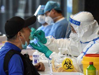 China registra nuevos rebrotes de coronavirus y retoma los test masivos