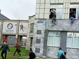 rusia tiroteo universidad