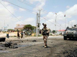 Somalia, atentado
