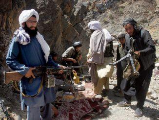 El gobierno nuevo de los talibanes
