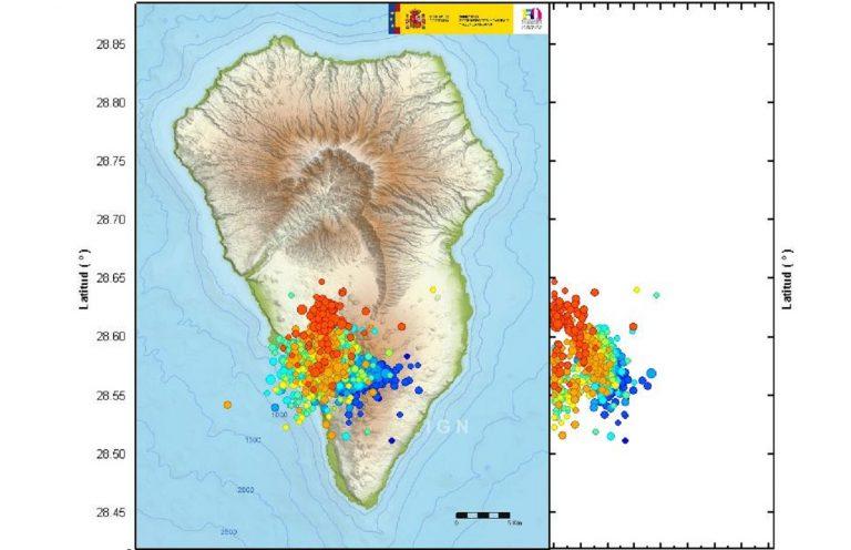 La Palma terremotos