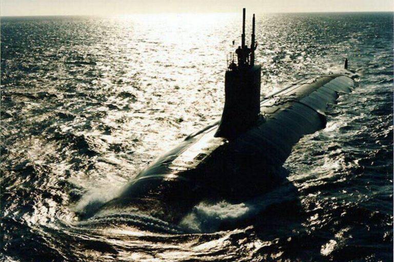 Diseño del submarino nuclear