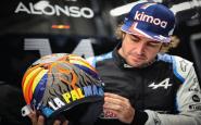 La Palma Fernando Alonso