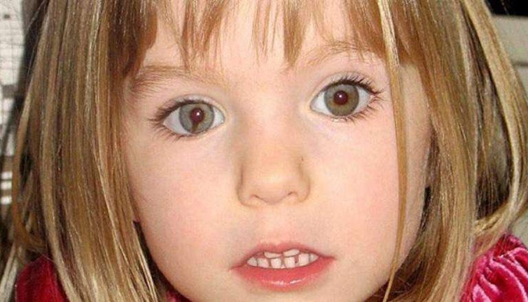 Asesino de Madeleine McCann