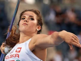 Subasta su medalla Maria Andrejczyk