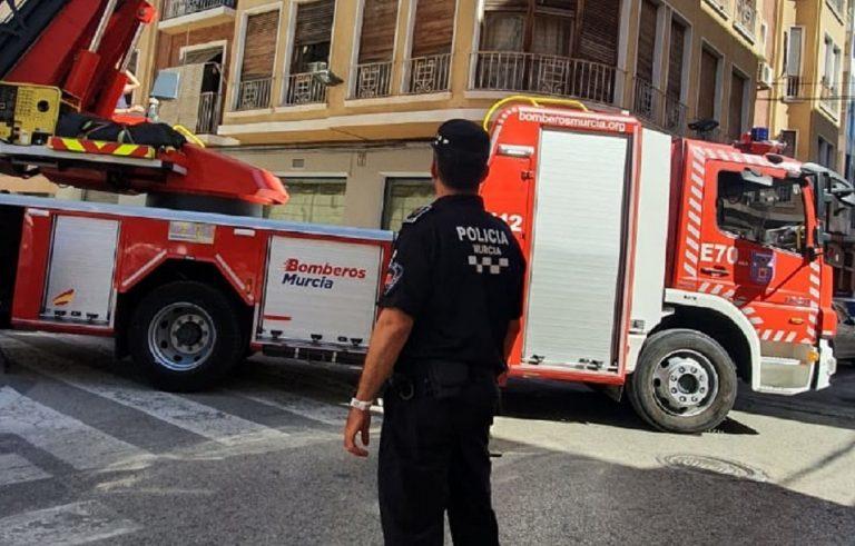 Detenido en Murcia