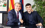 contrato Pedri Barcelona
