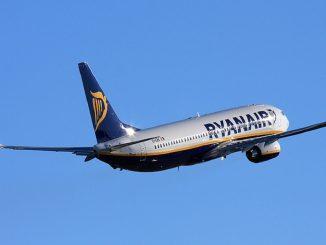 Ryanair covid vuelos