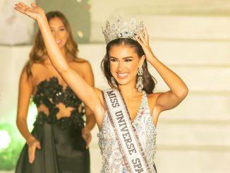 Así es Sarah Loinaz, la nueva 'Miss Universo España 2021'